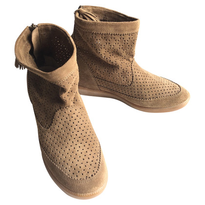 Isabel Marant Suede boots
