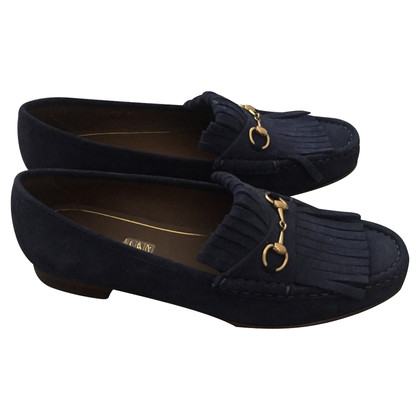 Gucci Loafer in blu