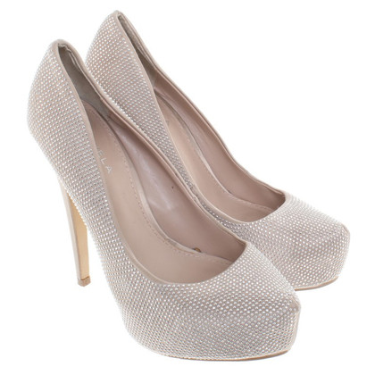 Kurt Geiger Plateau-Pumps mit Applikation