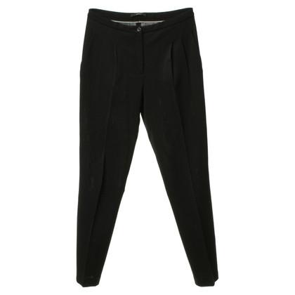 Odeeh Pantaloni in nero