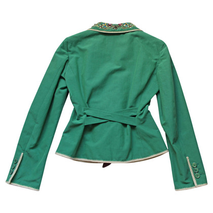 Moschino Jacket with silk