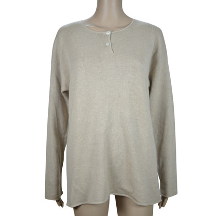 Malo Cashmere sweater in Nude