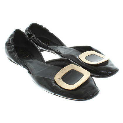 Roger Vivier Ballerinas made of patent leather