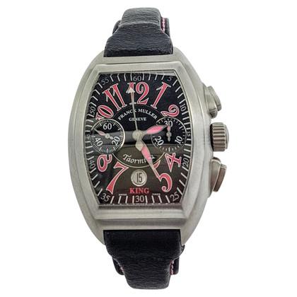 """Franck Müller Watch """"King Chronograph Taormina Titanium"""""""