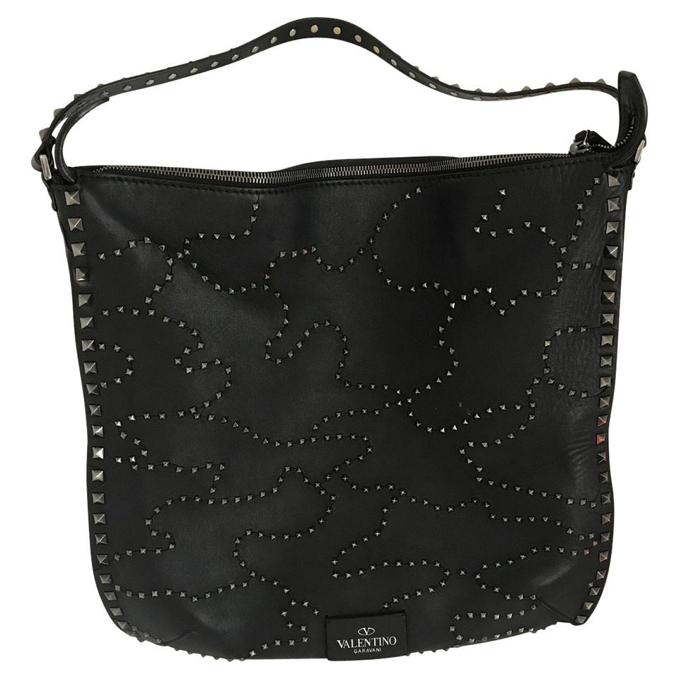 valentino handtasche second hand valentino handtasche gebraucht kaufen f r 990 00 2299114. Black Bedroom Furniture Sets. Home Design Ideas