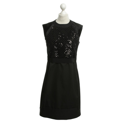 Victoria by Victoria Beckham Sheath dress in black