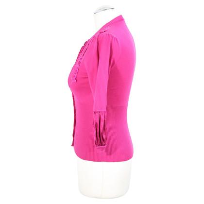 Karen Millen Pullover in Rosa