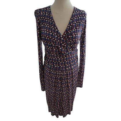 René Lezard Colorful dress