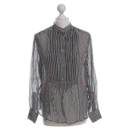 Isabel Marant Etoile Blouse with stripe pattern