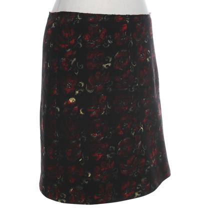 Prada skirt in multicolor