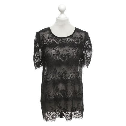 Set T-shirt made of lace