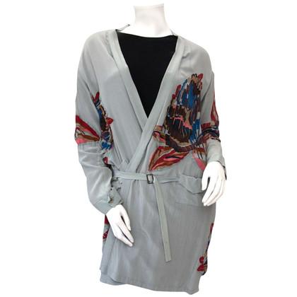 Dries van Noten Silk kimono