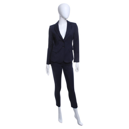 Patrizia Pepe Trouser suit in dark blue