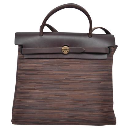 """Hermès """"Herbag"""" in Brown"""