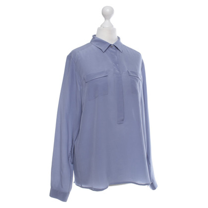 Bogner Silk blouse in lilac