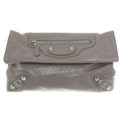 Balenciaga Clutch in Grau