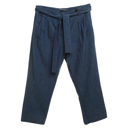 Drykorn Pants with wrap belt