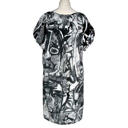McQ Alexander McQueen Silk Dress