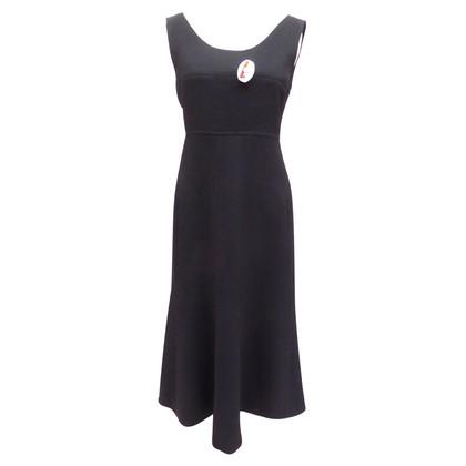 Chanel Maxi jurk met uitlopende rok