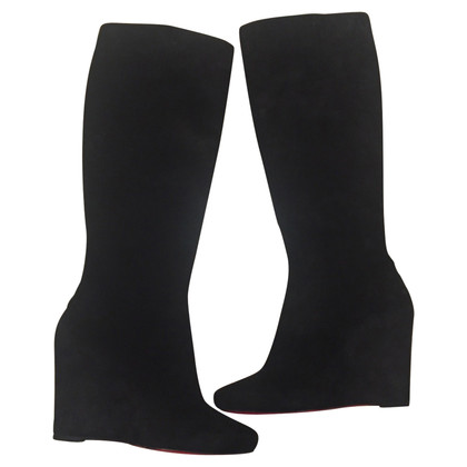 Christian Louboutin Boots suede