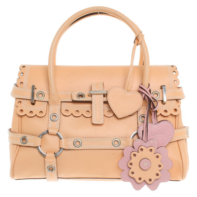 Luella Handbag In Orange