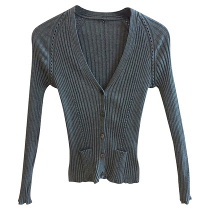 Hermès Strick Jacke