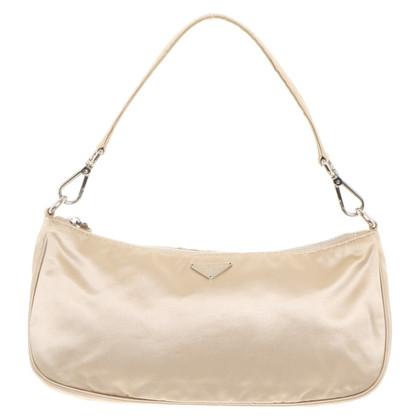 Prada Kleine handtas in beige
