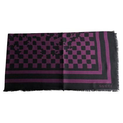 Gucci Gucci Square sjaal