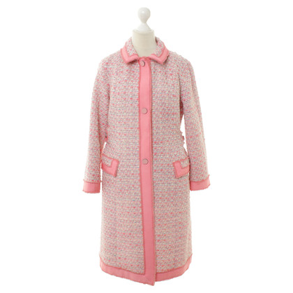 Marc Jacobs Multicolored Bouclé coat