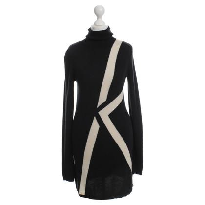 Karl Lagerfeld Abito in maglia in nero
