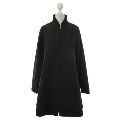 Yohji Yamamoto Jas in zwart