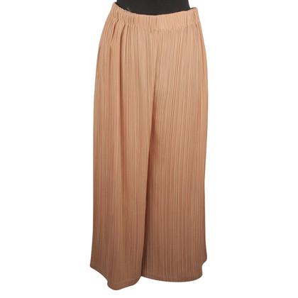 Jil Sander trousers in Nude
