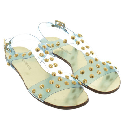 L'autre Chose Sandals Plexiglass Spess.