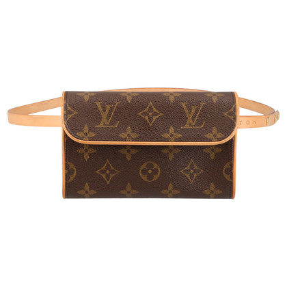 Louis Vuitton Pochette Florentine Monogram Canvas