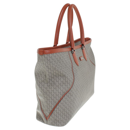 Mont Blanc Shopper with Logoprint