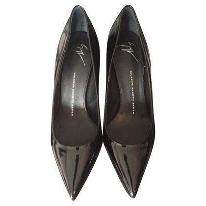 Giuseppe Zanotti Patent leather