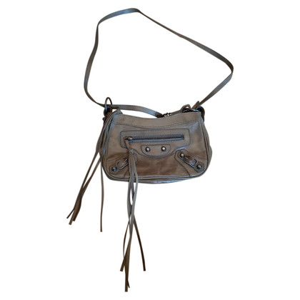 Balenciaga Hand bag with fringes
