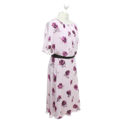 Kate Spade Silk dress with a floral pattern