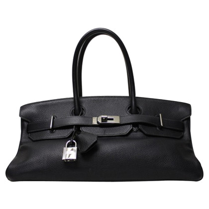 """Hermès """"Birkin schouder Bag 42"""" Togo leder"""