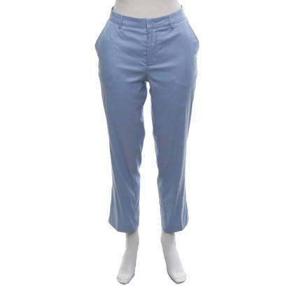 Prada Pantaloni in azzurro
