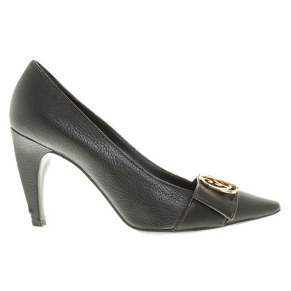 Louis Vuitton Pumps in Schwarz