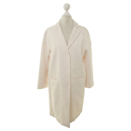 Herno Short coat in nude