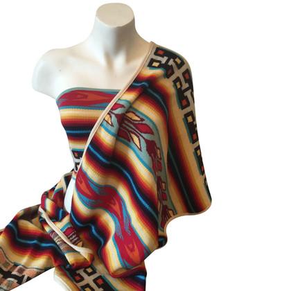 Christian Dior Bustier und Schal