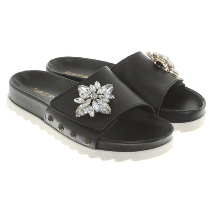 Marc Cain Sandals in black