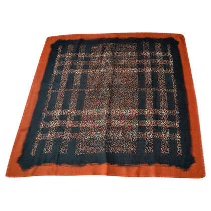 Burberry Wool scarf with silk / cashmere