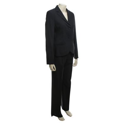 René Lezard Suit in dark blue