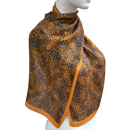 Burberry Prorsum Scarf with animal print
