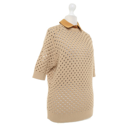 Carven Brei Top in beige