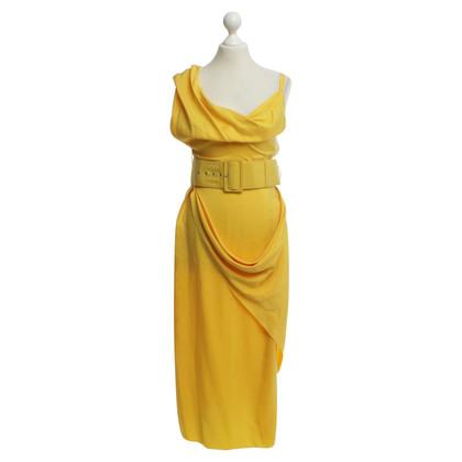 Vivienne Westwood Dress in yellow