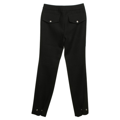 Acne Trousers in black